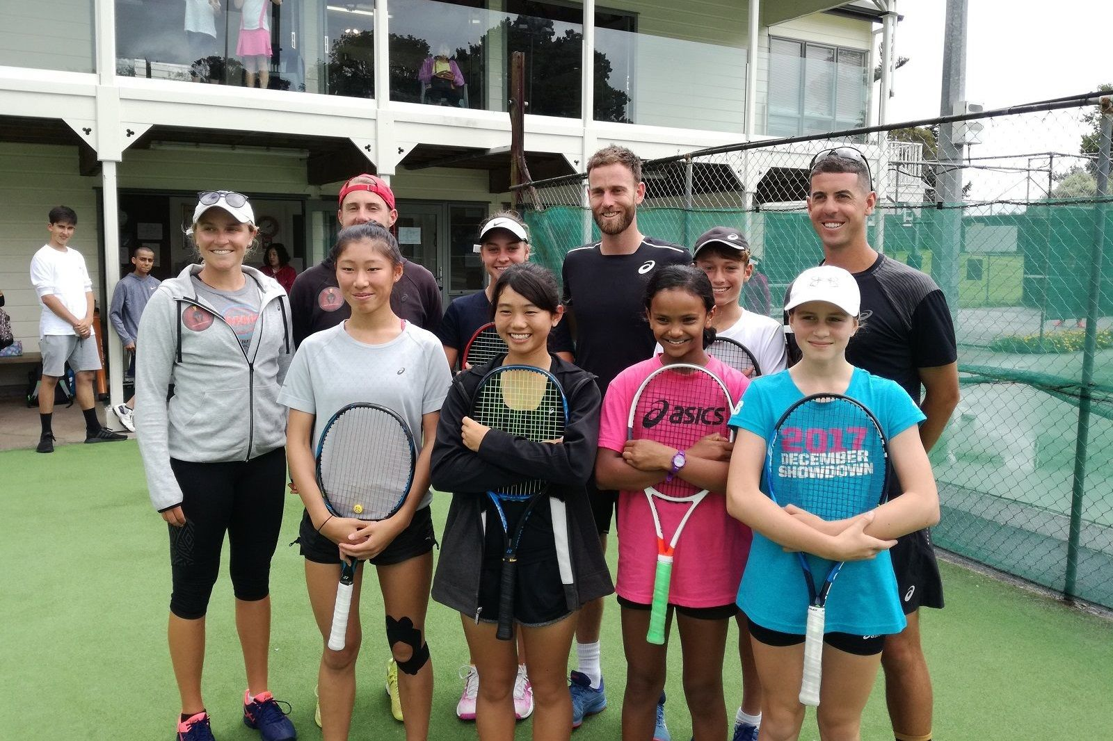 Skills Clinic with Michael Venus