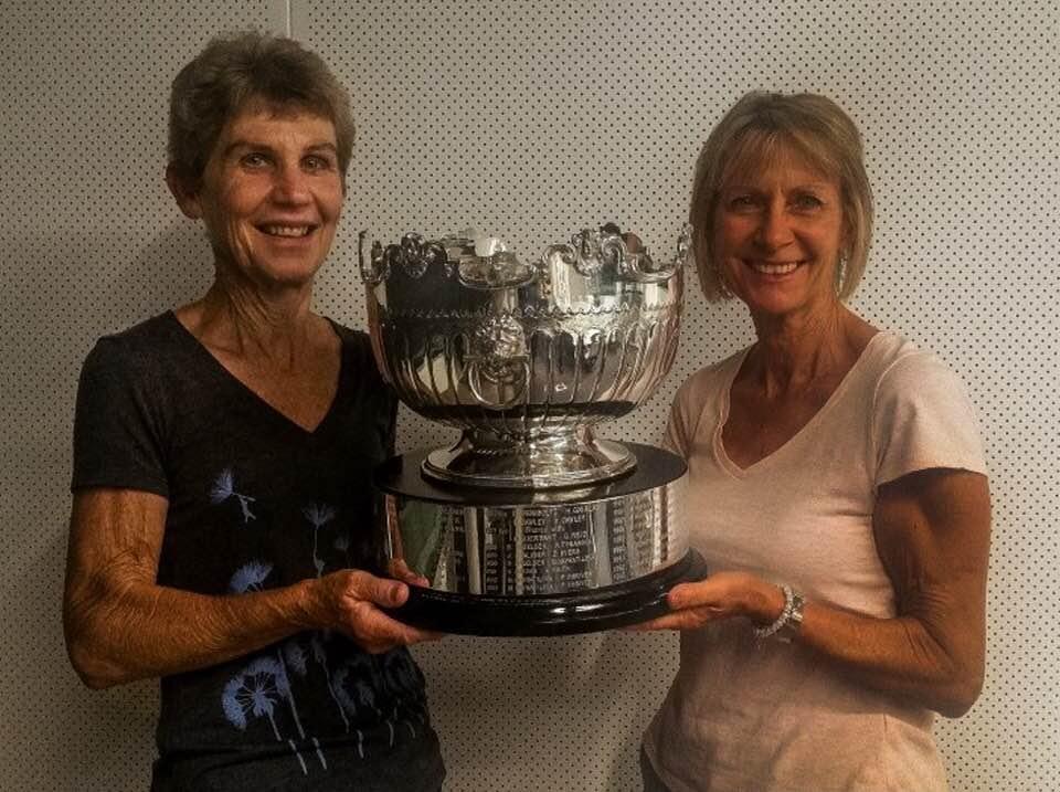 Judy Australian Open