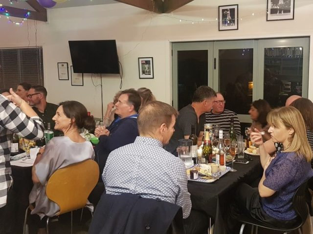 Fundraising quiz night a blast