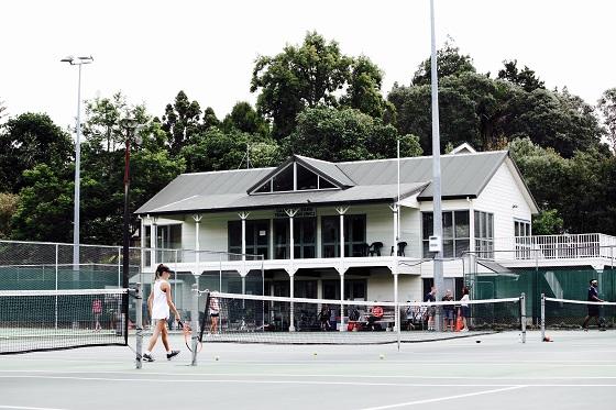 CPTC Club Pavilion