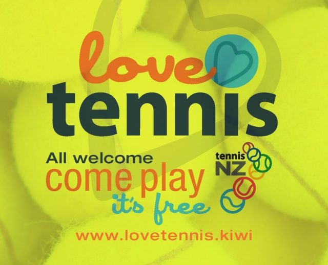 Love Tennis open day at CPTC