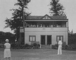 Campbell Park Tennis Club History