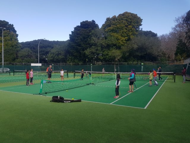Love Tennis open day a big success