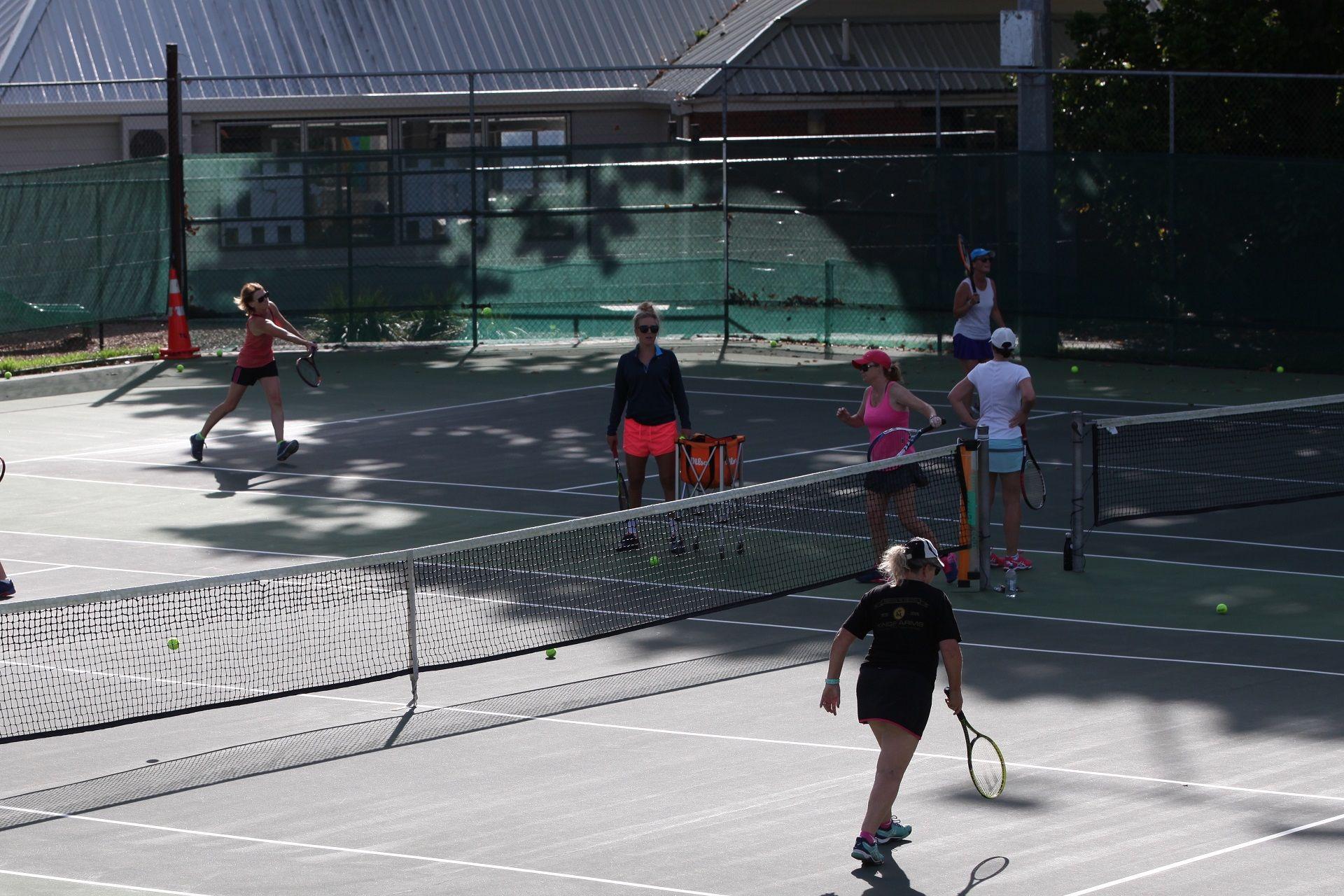 Tennis Xpress Coaching